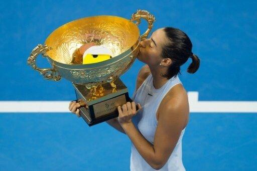 Garcia ist für das WTA-Finale qualifiziert