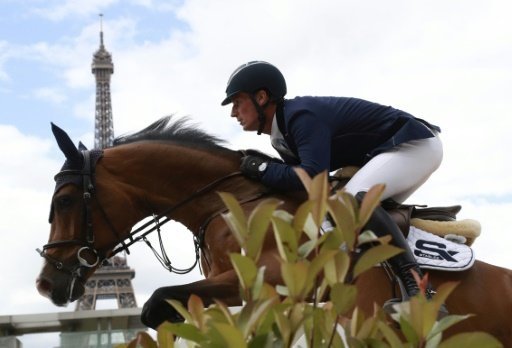 Daniel Deußer zeigte sich in Paris enttäuschend