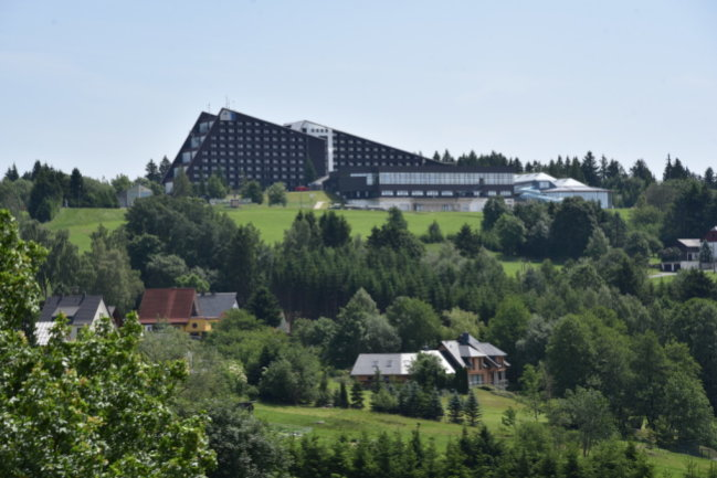Das IFA-Hotel und Ferienpark in Schöneck gehört zu den touristischen Aushängeschildern in der Region.