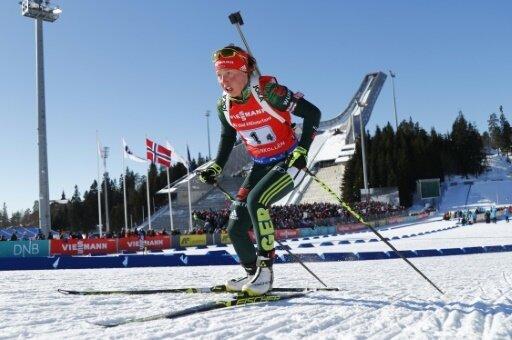 Olympiasiegerin Dahlmeier hat neuer Ehrgeiz gepackt