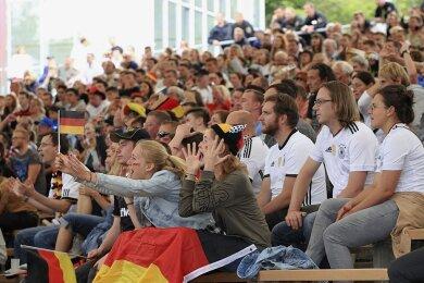 Emotional wird es garantiert auch beim deutschen Auftaktspiel am Dienstagabend zugehen.