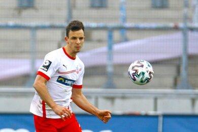 Bastian Strietzel (rechts) verlässt den FSV nach nur einer Saison.
