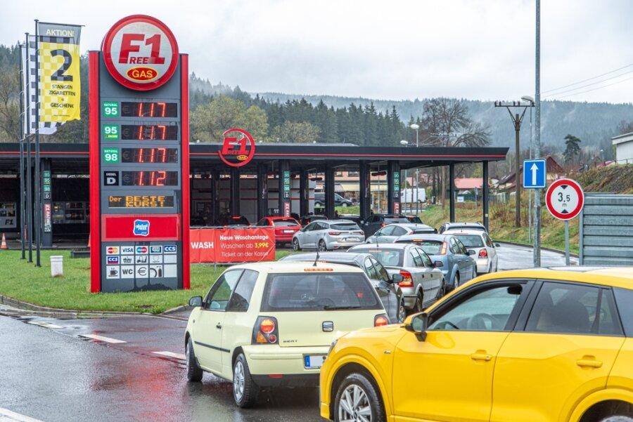 Der kleine Grenzverkehr zu Tschechien ist wieder erlaubt.