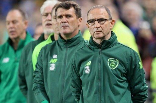 Neben O'Neill verlässt auch Roy Keane die Mannschaft
