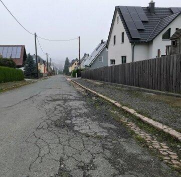 Für den grundhaften Ausbau der Greifensteinstraße erhält Thum nun doch Fördermittel.