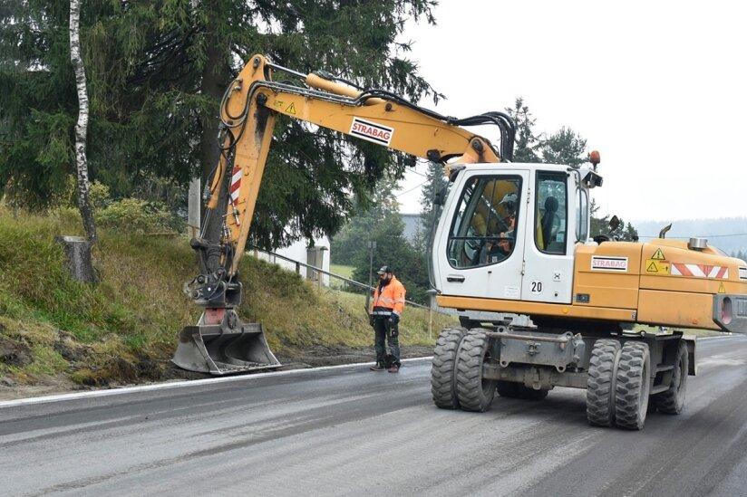 Bundesstraße 283 in Mühlleiten ab Freitag frei