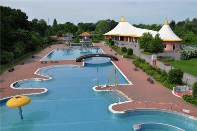 Das Freibad in Gablenz öffnet wieder ab dem 30. Mai.