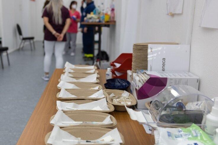 Das Impfzentrum in Annaberg bleibt bis 31. Juli geöffnet.