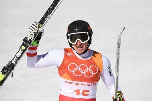 Matthias Mayer triumphiert im olympischen Super-G