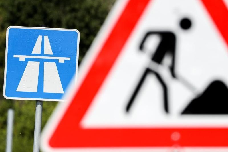 Staufalle Wilsdruff: A4-Anschluss wird umgebaut