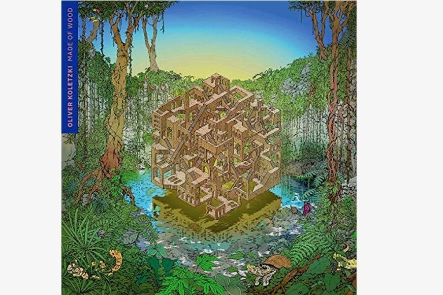"""Aufgemotzt: """"Made Of Wood"""" von Oliver Koletzki"""