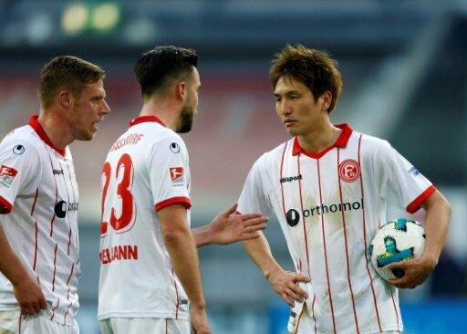 Das Testspiel von Fortuna Düsseldorf fällt aus