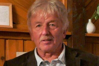 Radsport-Trainer Klaus Fischer.