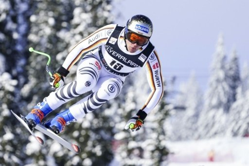 Thomas Dreßen raste zu seinem zweiten Weltcup-Sieg