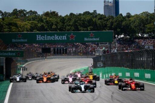 Vorletztes Saisonrennen steht in Brasilien an