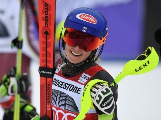 Mikaela Shiffrin hat den Slalom-Gesamtweltcup gewonnen