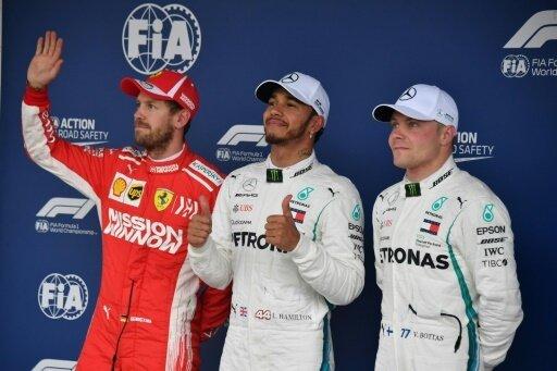 Hamilton startet in Brasilien von der Pole