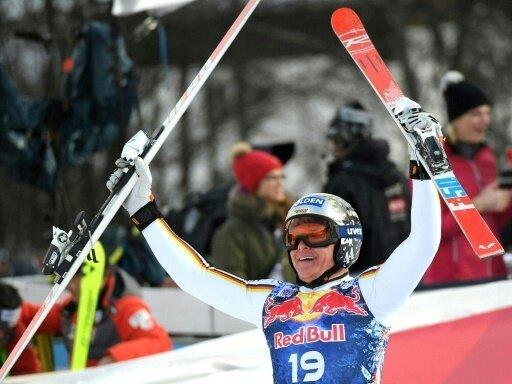 Der Sieg in Norwegen war Dreßens zweiter Weltcup-Erfolg