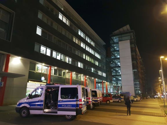 Entwarnung nach Bombendrohung in Chemnitz