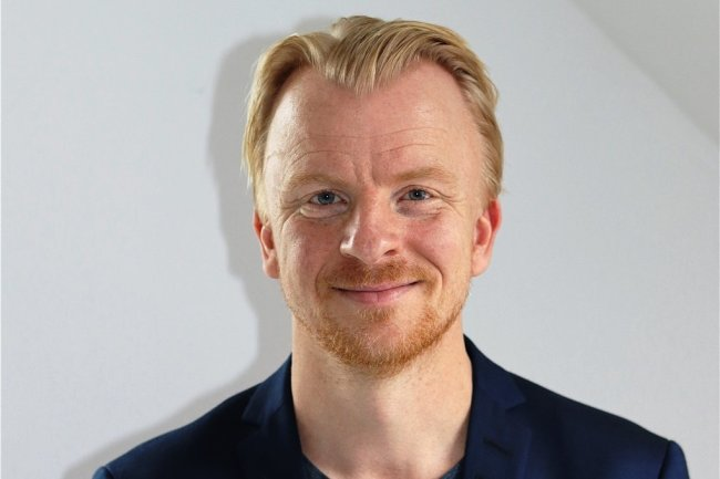 Sven Quilitzsch, Landesvorsitzender der Psychotherapeutenvereinigung Sachsen.