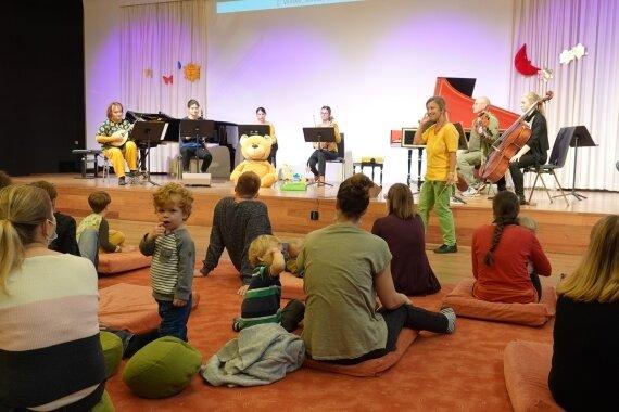Ein Konzert für die Jüngsten