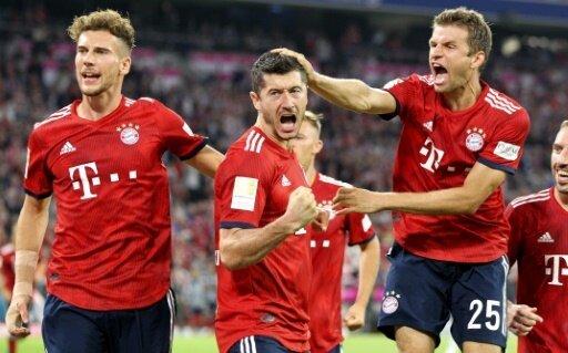 Der FC Bayern startet mit einem Sieg in die neue Saison