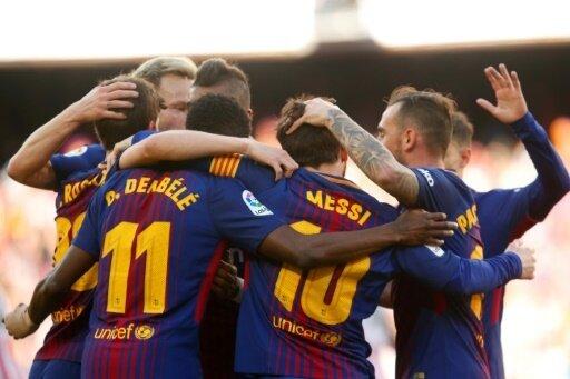 Barcelona gewinnt mit 2:0 gegen Bilbao
