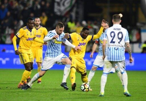 Keine Tore zwischen Juventus und SPAL Ferrara