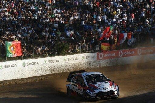 Tänak hat das erste Rennen in Portugal gewonnen
