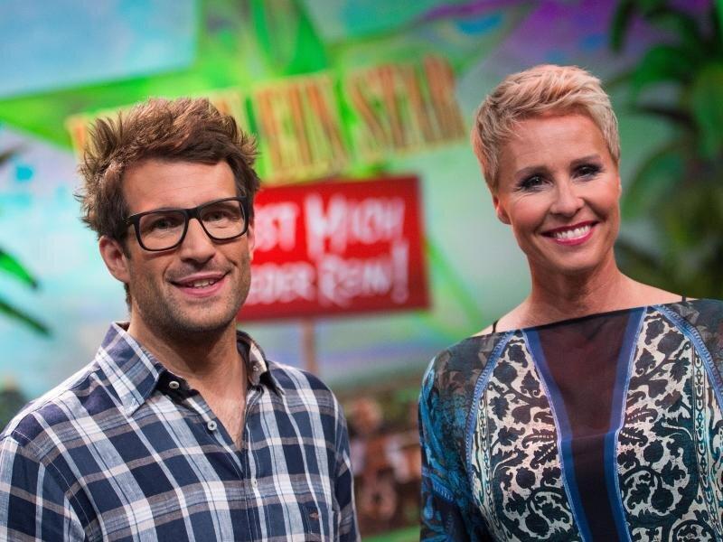 Die Moderatoren Sonja Zietlow und Daniel Hartwich 2015 in Hürth.