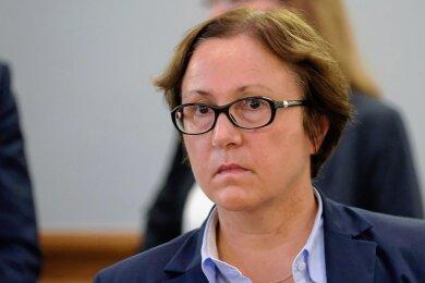 Carolin Schreck - Frühere Landeswahlleiterin