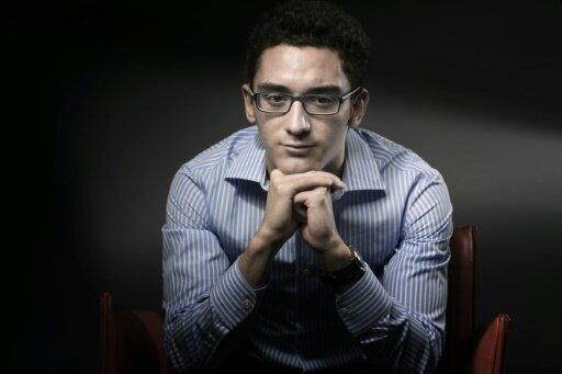 US-Großmeister Caruana bei Kandidatenturnier vorn