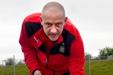 Eine gute Vorbereitung auf das Training ist für Jörg Böhme das A und O. Beim FSV und im Westsachsenstadion hat sich der 46-Jährige nach wenigen Tagen schon gut eingelebt.