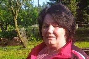 Als Abteilungsleiterin immer noch am Ball: Rita Göhler.