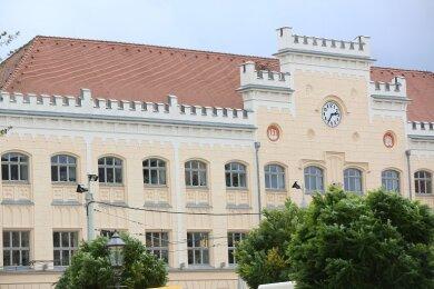 Das Zwickauer Rathaus