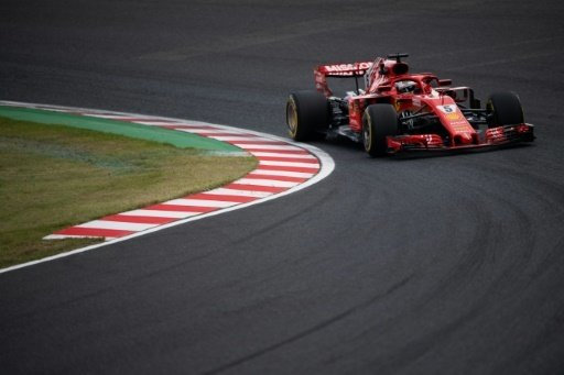 Vettel kam nicht an Hamilton heran
