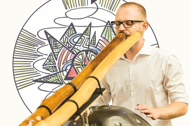 Philipp Gerisch - Multiinstrumentalist aus Klingenthal