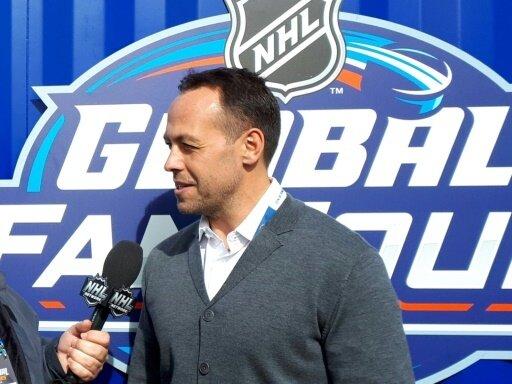 Marco Sturm freut der Besuch der Edmonton Oilers