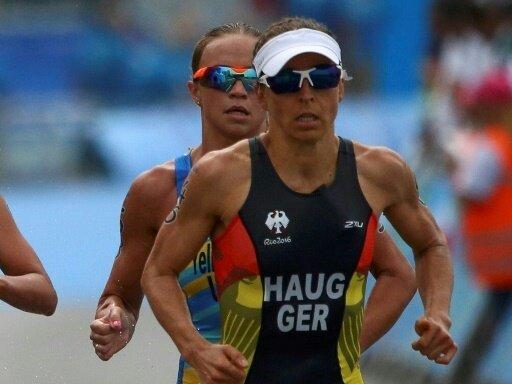 Anne Haug gewinnt Bronze bei WM in Südafrika