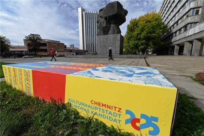 Chemnitz war Kandidat für die Kulturhauptstadt Europas 2025 - und hat gewonnen!