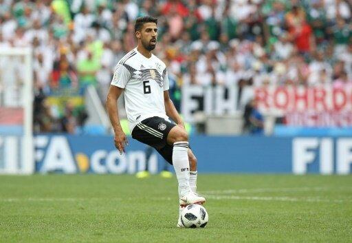 Khedira steht dem DFB-Team weiter zur Verfügung