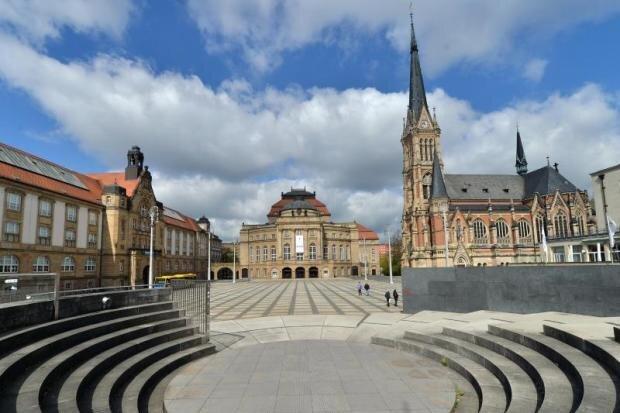 Chemnitz feiert 875. Geburtstag