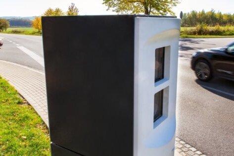 Oelsnitz möchte drei feste Blitzer installieren.