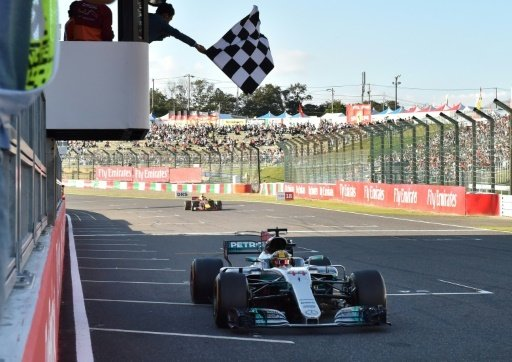 Formel 1-Fahrer starten als nächstes in Suzuka