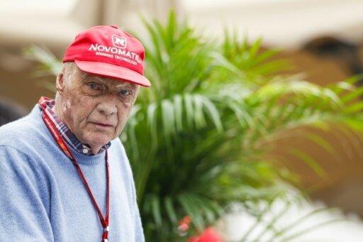 Für Niki Lauda geht es nach seiner OP weiter bergauf