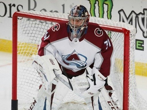 Philipp Grubauer siegt mit Colorado in der NHL