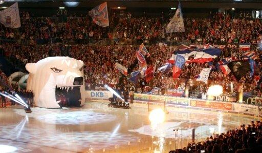 Ranford und Smith gehen in Zukunft für Berlin aufs Eis
