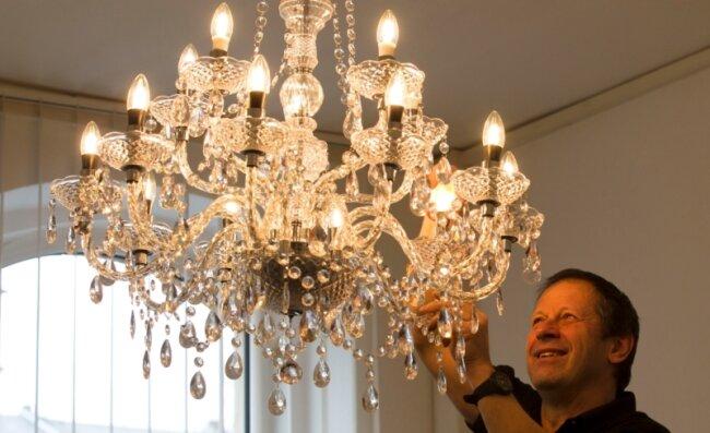 Led Birne Kronleuchter ~ Produkttest kingso e g led stern edison glühbirne w led