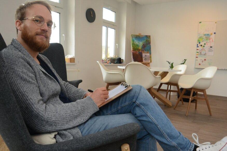Ken Schönfelder - Psychotherapeut