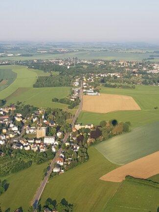 Ein Blick auf die Gemeinde Taura. In der Gemeinde wird jetzt der Haushaltsplan für 2021 erstellt.